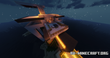 Скачать Island Mansion - Jibby для Minecraft