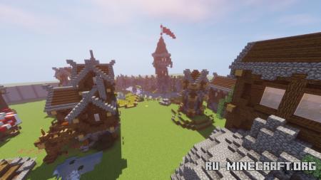 Скачать City of Summer для Minecraft