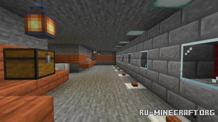 Скачать Blob Escape 02: The Mineshaft для Minecraft