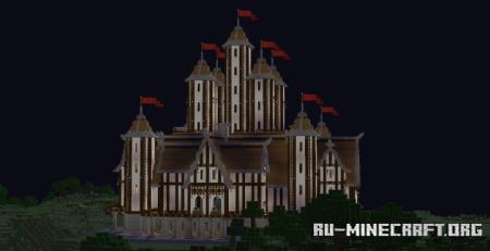 Скачать Medieval Home 7 для Minecraft