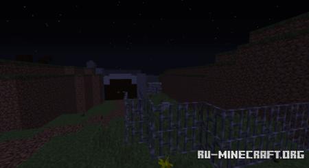 Скачать Medievil Graveyard для Minecraft