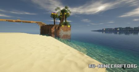 Скачать Destiny Islands (Kingdom Hearts II) для Minecraft