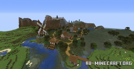 Скачать Lille Byen для Minecraft