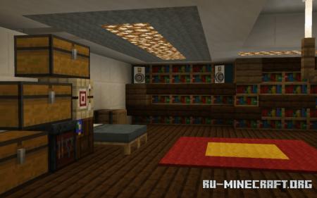 Скачать Decoration Furniture для Minecraft PE 1.12