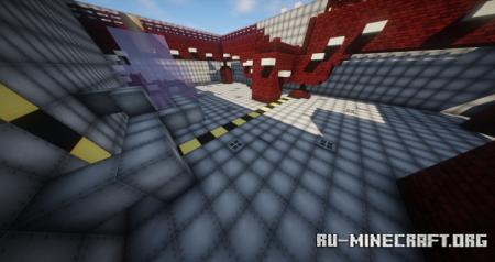 Скачать The Arena (1vs1) by Reminee для Minecraft