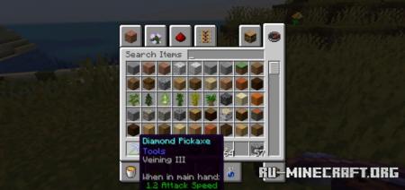 Скачать More Enchantments для Minecraft 1.14.4