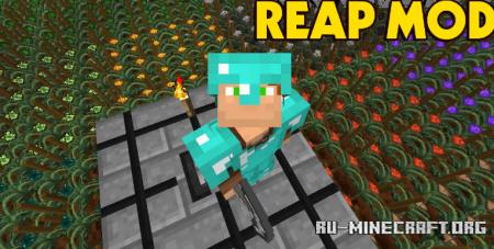 Скачать Reap для Minecraft 1.14.3