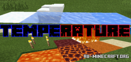 Скачать Temperature для Minecraft PE 1.13