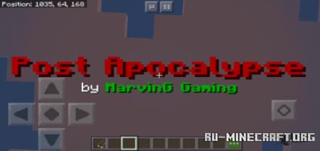 Скачать Post Apocalypse для Minecraft PE 1.13