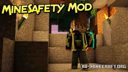 Скачать MineSafety для Minecraft 1.14.4