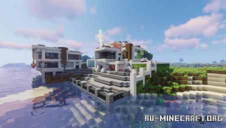 Скачать Modern Build V2 by ChaozID для Minecraft