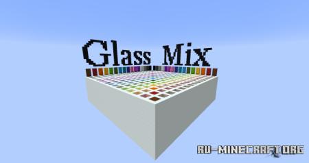 Скачать Glass Mix Gradient для Minecraft
