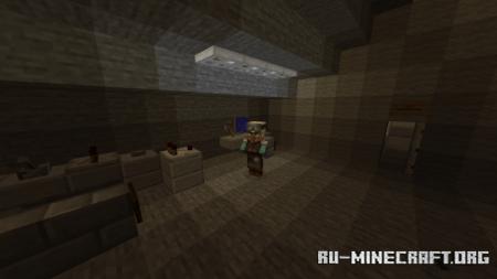 Скачать Escape The Submarine для Minecraft
