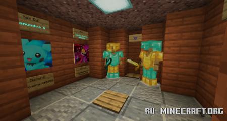 Скачать Guess It Right - Splatoon 2 для Minecraft