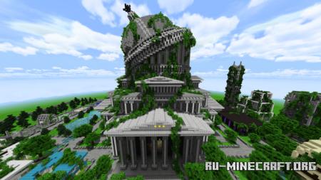 Скачать Parallax Shaders для Minecraft PE 1.12