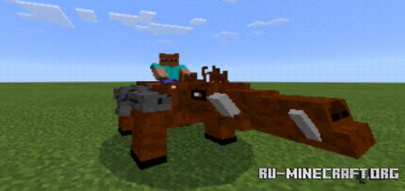 Скачать Arkcraft для Minecraft PE 1.13