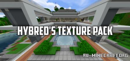 Скачать Hybreds [32x32] для Minecraft PE 1.13
