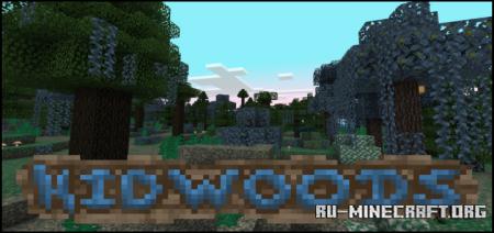 Скачать Hidwoods для Minecraft PE 1.13