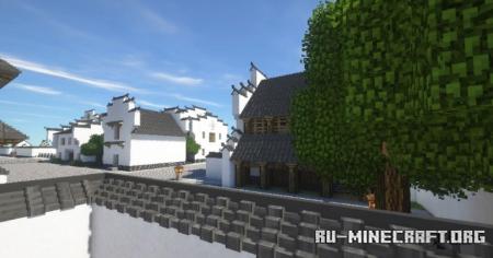 Скачать Chinese Workshop для Minecraft 1.14.4