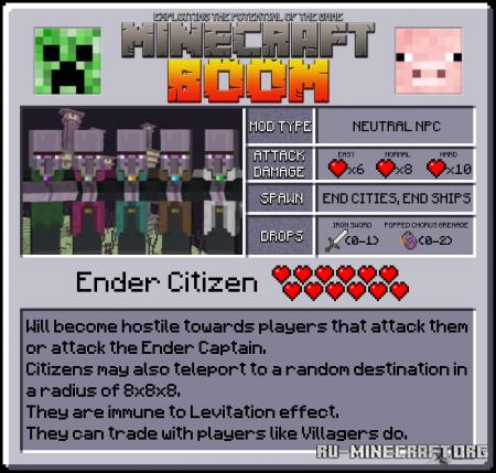 Скачать Minecraft Boom для Minecraft 1.14.4