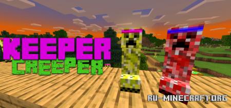 Скачать Keeper Creeper для Minecraft PE 1.13