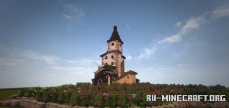 Скачать Medieval Vineyard для Minecraft