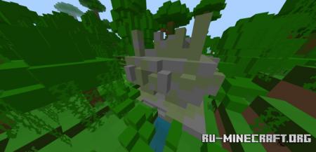 Скачать 1×1 Texture Pack [8x8] для Minecraft PE 1.13