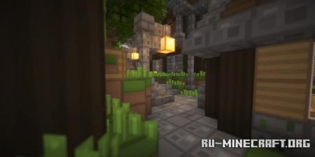 Скачать oCd Resource [16x] для Minecraft 1.15