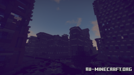 Скачать Apocalyptic City для Minecraft