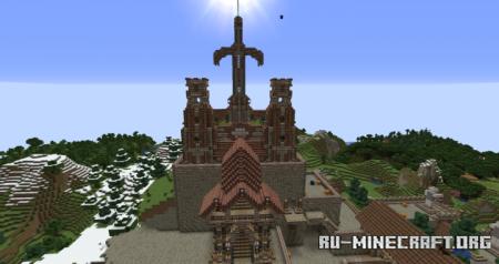 Скачать Integrated Castle для Minecraft
