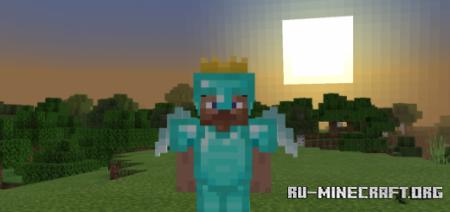 Скачать 3D Armor Details для Minecraft PE 1.13