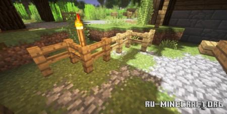 Скачать Just Upgrade It [16x] для Minecraft 1.13