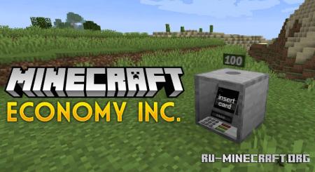 Скачать Economy Inc для Minecraft 1.12.2