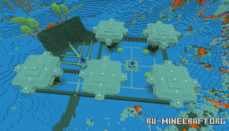 Скачать Impact Biome для Minecraft