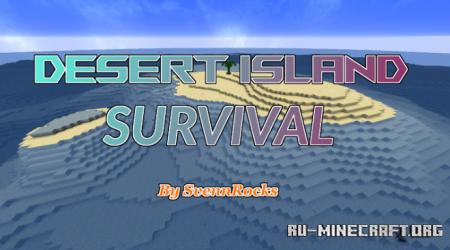 Скачать Desert Survival Island для Minecraft