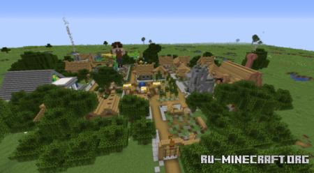 Скачать Til The End для Minecraft
