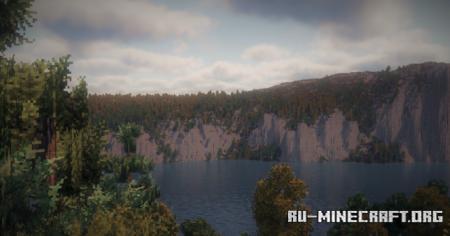 Скачать Bjorkefjord для Minecraft