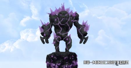Скачать Crystal Golem для Minecraft