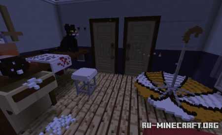 Скачать Friday the 13th Parkour для Minecraft