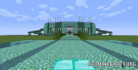 Скачать Arena - Battle Lucky Block для Minecraft