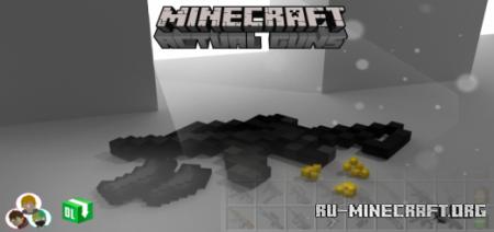 Скачать Actual Guns для Minecraft PE 1.13
