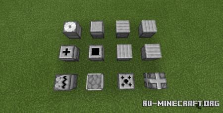 Скачать Helpful Blocks для Minecraft PE 1.14