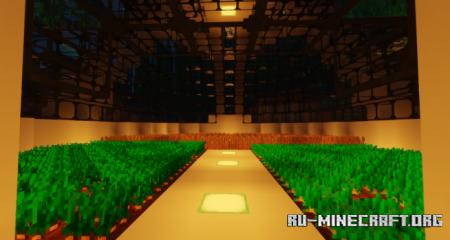 Скачать Underwater Base by GlitchAlmanza для Minecraft