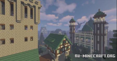 Скачать Whispering Pines для Minecraft