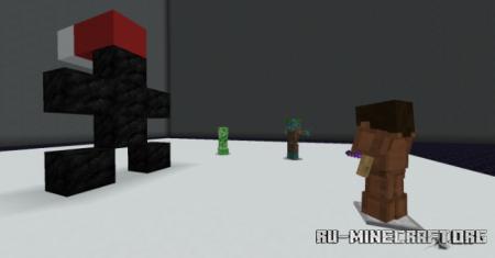 Скачать The Building Game Diversity для Minecraft