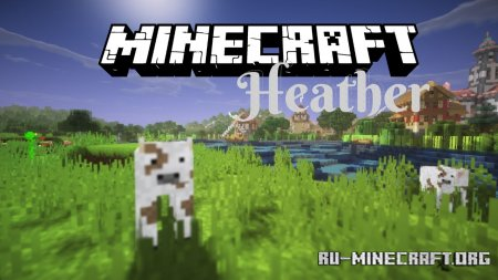 Скачать Heather [16x] для Minecraft 1.14