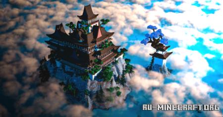 Скачать Kenta - The Esteemed Palace для Minecraft