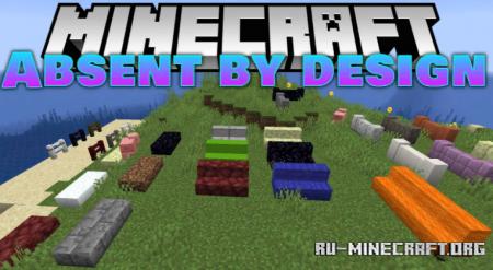 Скачать Absent by Design для Minecraft 1.14.4