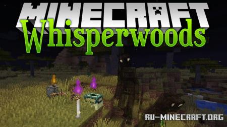 Скачать Whisperwoods для Minecraft 1.14.4