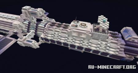 Скачать Muti-Role Civilian Cruiser для Minecraft
